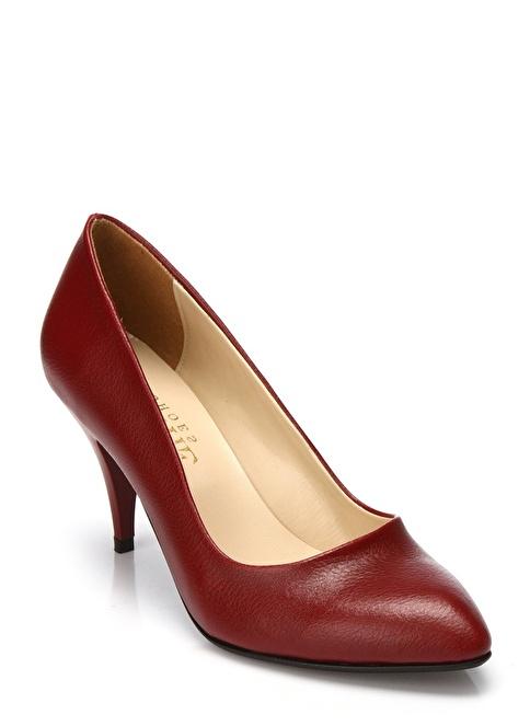 Sothe Shoes Klasik Ayakkabı Bordo